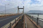 日ラオ友好橋